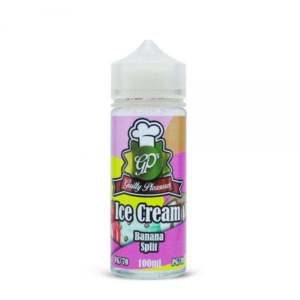 Banana Split e-liquid