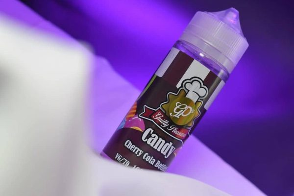 candy cherry cola bottles
