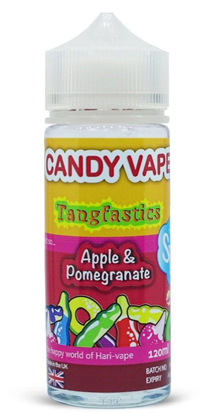 Apple Pomegranate Candy Vape
