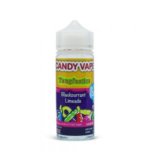 Blackcurrant Limeade Candy Vape