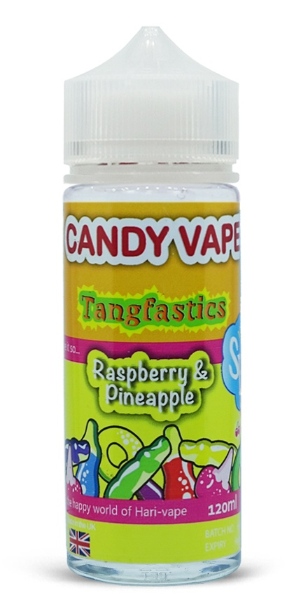 Raspberry Pineapple Candy Vape
