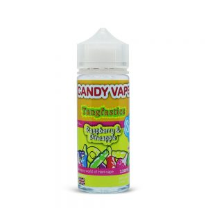 Raspberry & Pineapple Candy Vape
