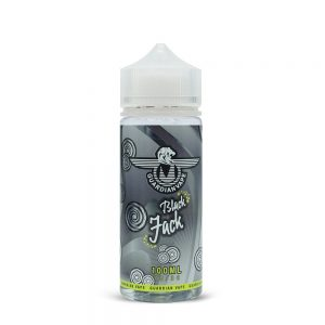 GuardianVape Eliquid 100mI-Black Jack
