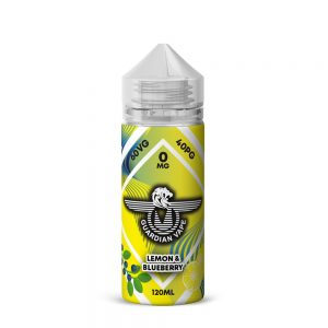 Lemon & Blueberry Guardian Vape