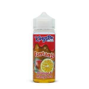 Fantango Orange & Mango Ice Kingston E-liquid