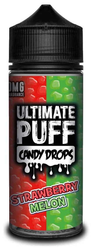 Strawberry Melon Candy Drops e-liquid