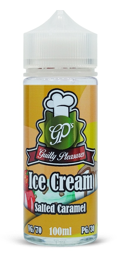 Salted Caramel Guilty Pleasures e-liquid