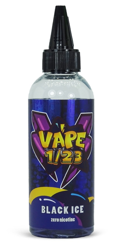 Black Ice Vape 1/23 E-liquid 100ml