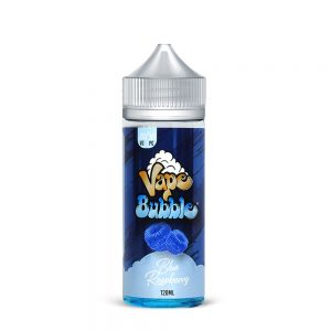 Blue Raspberry Vape Bubble e-liquid