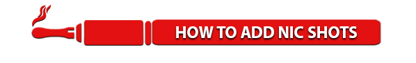 How To Add Nic Shots