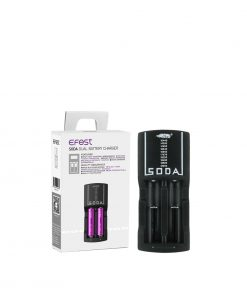 Efest Soda Dual Charger-1