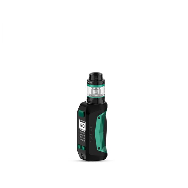 GeekVape Aegis Mini Kit 80W-Black&Green
