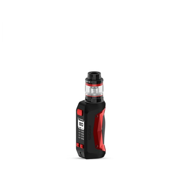 GeekVape Aegis Mini Kit 80W-Black&Red