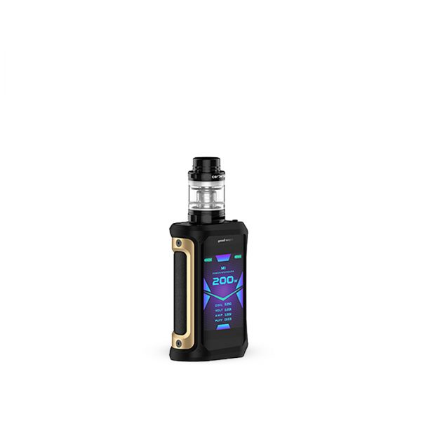 GeekVape Aegis X Kit 200W-Gold & Black