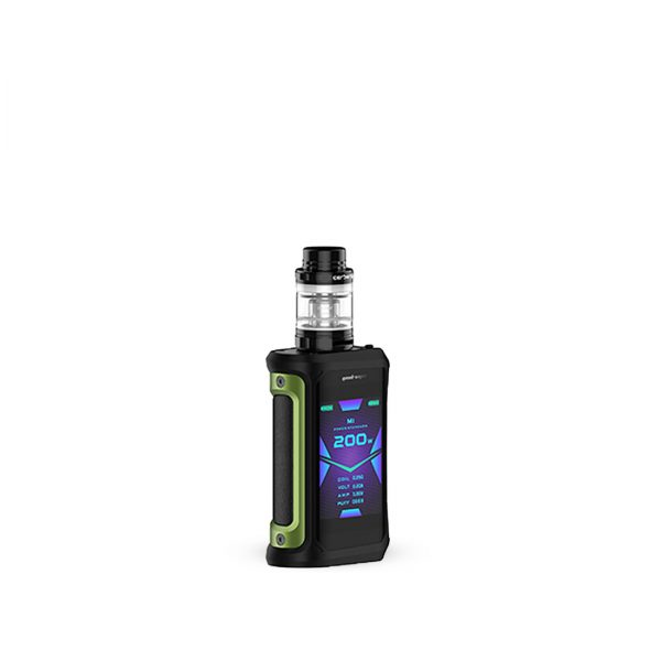 GeekVape Aegis X Kit 200W-Green & Black