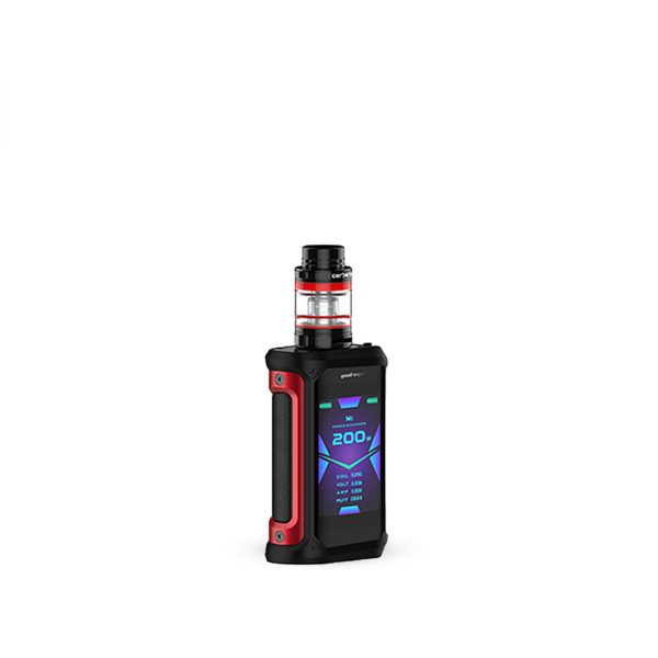 GeekVape Aegis X Kit 200W-Red & Black