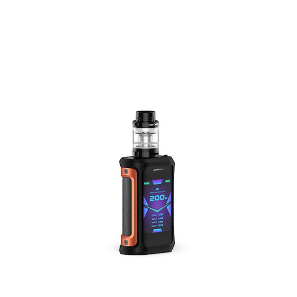 GeekVape Aegis X Kit 200W-Signature Orange
