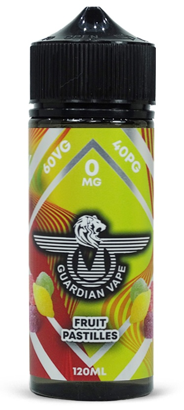 GuardianVape Eliquid 100mI-Fruit Pastilles-1