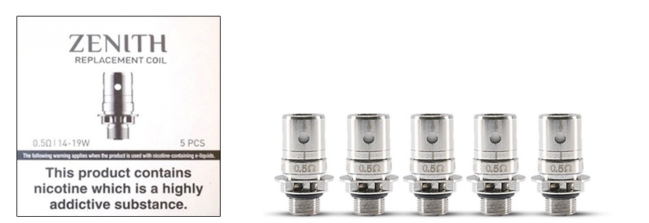 Innokin Zenith Replacement Coil 0.5 ohm-2