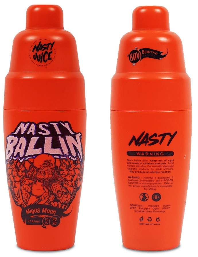 Nasty Ballin-Migos Moon 50ml