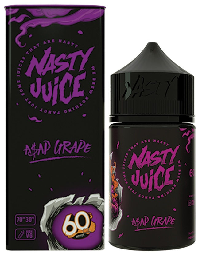 Nasty Juice-A$ap Grape-50ml