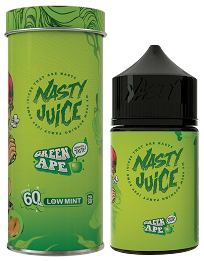 Nasty Juice-Green Ape-50ml