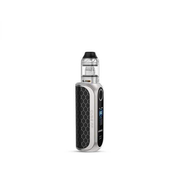 OBS Cube FP-Silver Black