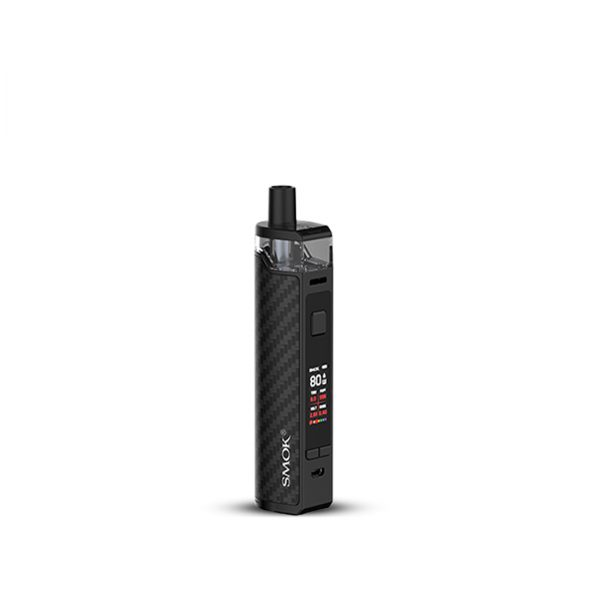 Smok RPM80 80W-Black Carbon Fiber