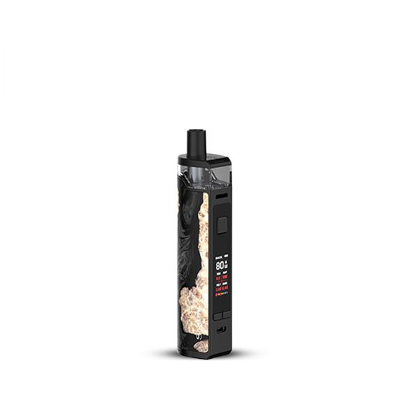 Smok RPM80 80W-Black Stabilizing Wood