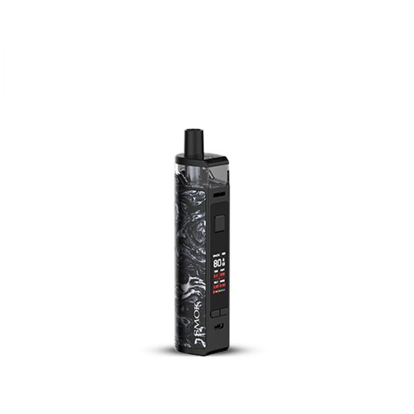 Smok RPM80 80W-Black and White Resin