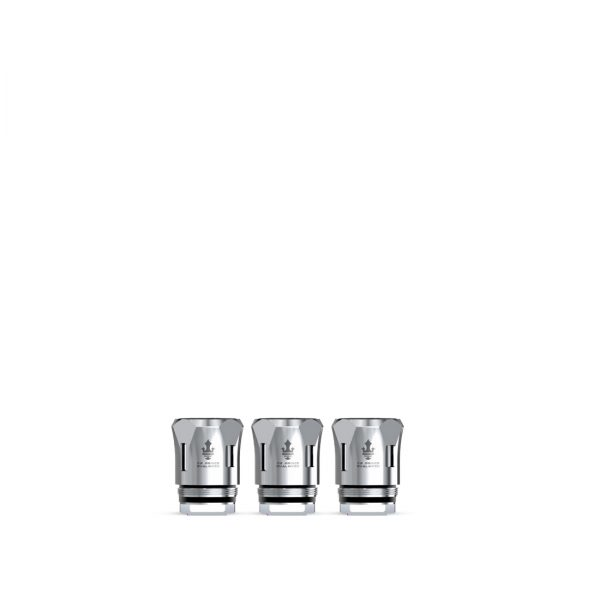 Smok V12 P-Tank Dual Mesh 0.2 ohm-Pack Of 3