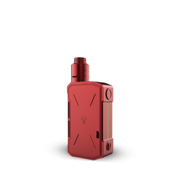 Teslacigs INVADER IV KIT-Red