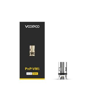 Voopoo PnP-VM5 Coil 0.2 ohm-Pack of 1