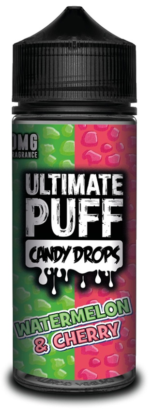 Watermelon Cherry-Candy Drops-1
