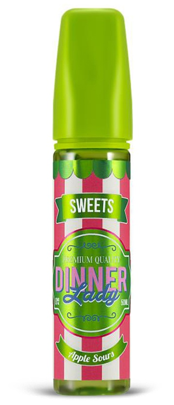 Apple Sours-Sweets-Dinner Lady 50ml