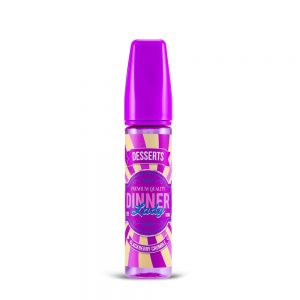 Blackberry Crumble-Desserts-Dinner Lady 50ml