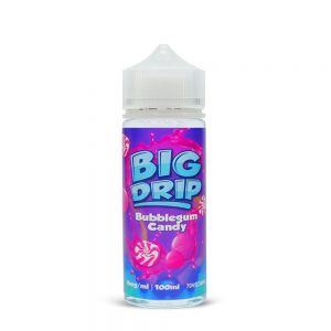 Bubblegum Candy-Big Drip 100ml