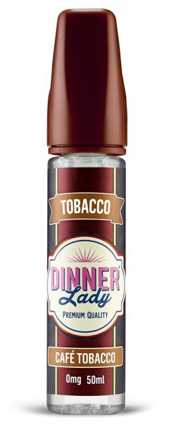 Cafe Tobacco-Dinner Lady 50ml