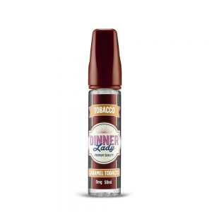 Caramel Tobacco-Dinner Lady 50ml