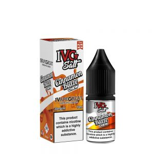Cinnamon Blaze Chew-Nic Salt-IVG 10ml