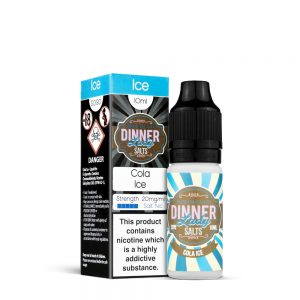 Cola Ice-Nic Salt-Dinner Lady 10ml