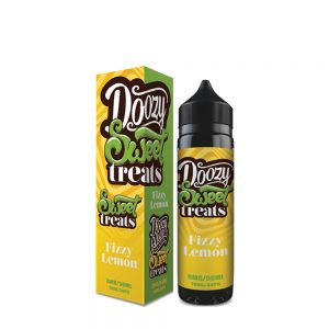 Fizzy Lemon-Sweet Treats Doozy Vape Co 50ml