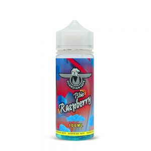 GuardianVape Eliquid 100mI-Blue Raspberry