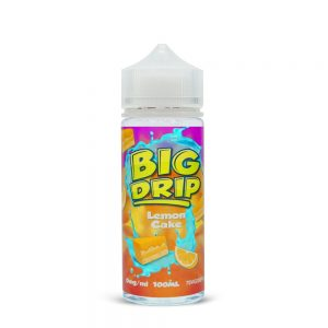 Lemon Cake-Big Drip 100ml