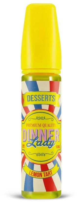 Lemon Tart-Desserts-Dinner Lady 50ml