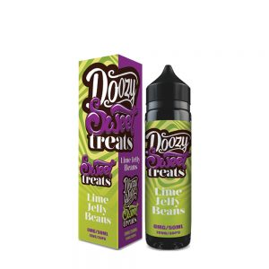 Lime Jelly Beans-Sweet Treats Doozy Vape Co 50ml