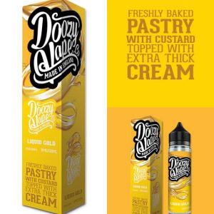Liquid Gold-Doozy Vape Co 50ml