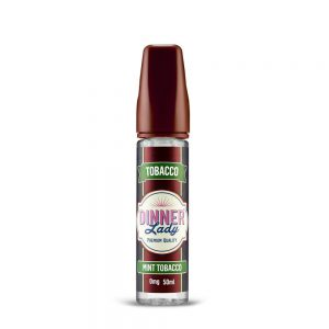 Mint Tobacco-Dinner Lady 50ml