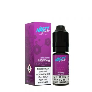 Nasty Salt A$AP Grape-Salt 10ml