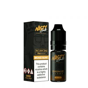 Nasty Salt Bronze Blend-Salt 10ml